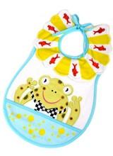 Mackenzie-Childs Toddler's Bib - Frog