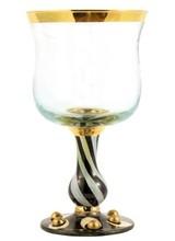 Mackenzie-Childs Tango Water Glass