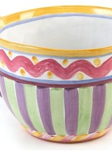 Mackenzie-Childs Piccadilly Ceramic Batter Bowl