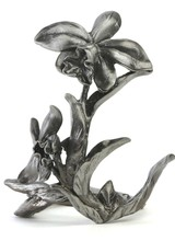 Dynasty Gallery Metal Paperweight Stand - Orchid