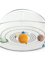 Dynasty Gallery Crystal Dome Paperweight - Solar System