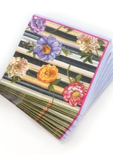 Mackenzie-Childs Cutting Garden Paper Napkins