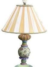 Mackenzie-Childs Small Garden Awning Lamp