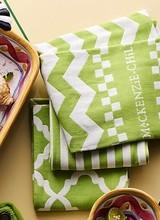 Mackenzie-Childs Key Lime Dish Towels - Set of 3