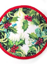 Mackenzie-Childs Holly & Berry Placemat