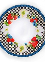 Mackenzie-Childs Berries & Blossoms Placemat