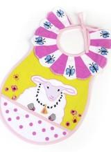 Mackenzie-Childs Toddler 's Bib - Lamb