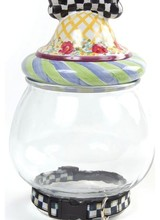 Mackenzie-Childs Canine Cookie Jar