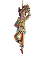 Mackenzie-Childs Jester Nutcracker Ornament