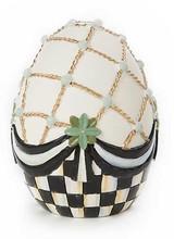Mackenzie-Childs Coronation Egg - Small