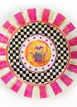 Mackenzie-Childs Pixie Party Paper Dessert Plates