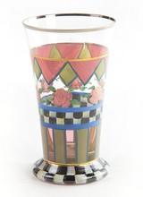 Mackenzie-Childs Speakeasy Highball Glass