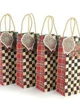 Mackenzie-Childs Evergreen Gift Bags