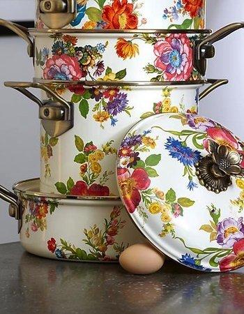 Flower Market Cookware