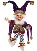 Mark Roberts Court Jester Elf Small
