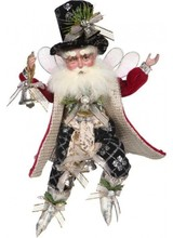 Mark Roberts Silver Bells Fairy 11""