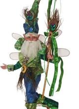 Mark Roberts Peacock Fairy - Small