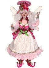 "Mark Roberts Lollipop Girl Fairy 16"""