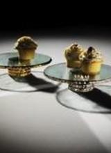 Annie Glass Edgey Cupcake Stand