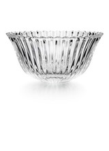 Baccarat MILLE NUITS BOWL Colored crystal by Mathias