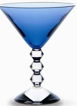 Baccarat VÉGA MARTINI GLASS Crystal modern glass by Savinel & Rozé