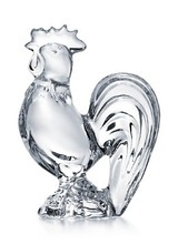 Baccarat Small Zodia Rooster