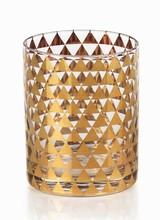 Gold DOF Glass