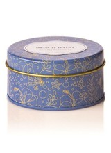 Rosy Rings Candle Travel Tin