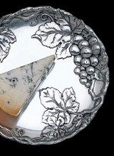 Arthur Court Designs Grape Plate w/Server