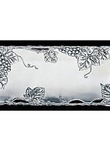 Arthur Court Designs Incorporate the vineyard and its various forms into your serveware with Arthur Court&#039;s Grapevine Oblong Tray. <br /> <br /> Twisting vines form this piece&#039;s openwork border, while more viny flourishes branch off other designs in the interior. Remarkably detailed bund