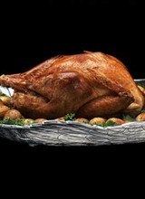 Arthur Court Designs Turkey Tray