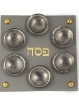 Steel Magnetic Seder Plate