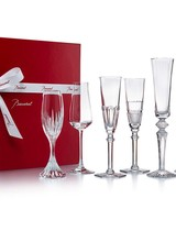 Baccarat Bubble Box Champagne Set
