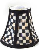 Mackenzie-Childs Courtly Check Chandelier Shades