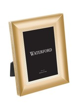 Waterford Waterford<br /> Lismore Diamond Gold 5x7 Frame