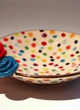 Mary Rose Young Rose Saucer