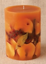 Rosy Rings Spicy Apple Botanical Candle