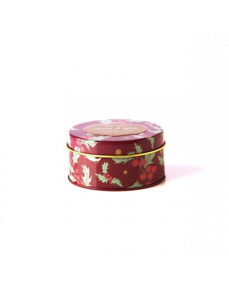 Rosy Rings Travel Tin – Charm & Spice