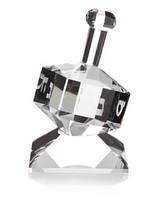 Badash Crystal Clear Crystal Dreidel