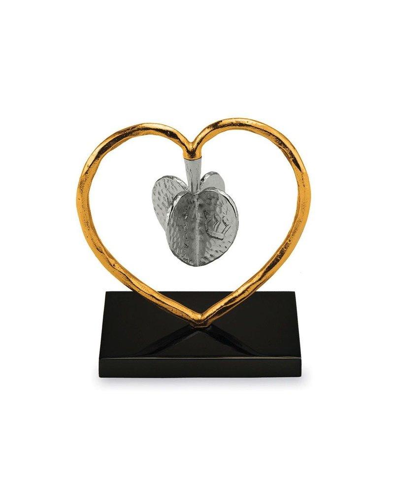 Michael Aram Heart To Heart Dreidel