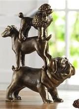SPI Dog Sculpture