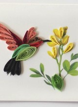 Quilling Card GE507
