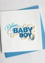 Quilling Card CG801