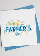 Quilling Card SO705