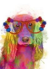 Paperproducts Layla Dog Napkin