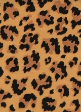 Paperproducts LEOPARD DECORATIVE MATCHES