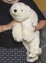 Ditz Polar Bear Hugs 26""