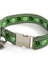 Mackenzie-Childs Bow Wow Pet Collar - Extra Small