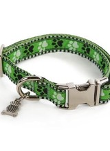 Mackenzie-Childs Bow Wow Pet Collar - Small