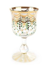 Mackenzie-Childs Sweetbriar Water Glass